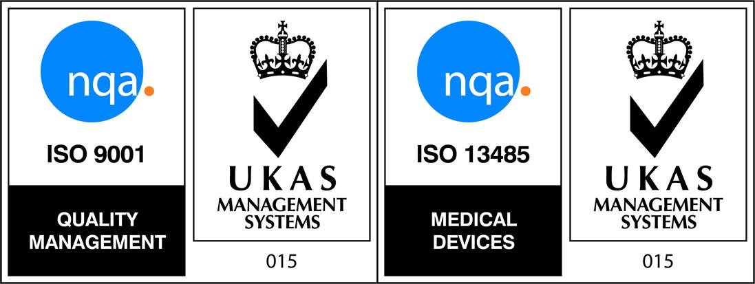 Lisnabrin ISO 9001 & ISO 13485