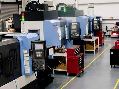 CNC Machining at Lisnabrin Engineering